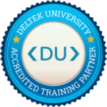 Deltek Accredited Trainer Logo
